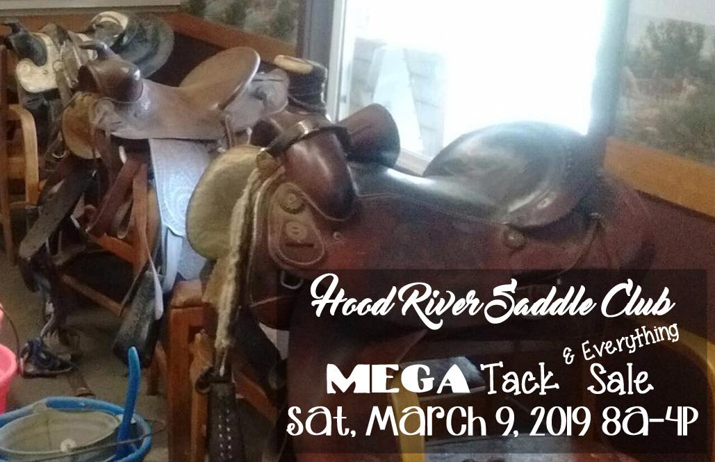 Mega Tack & Everything Sale