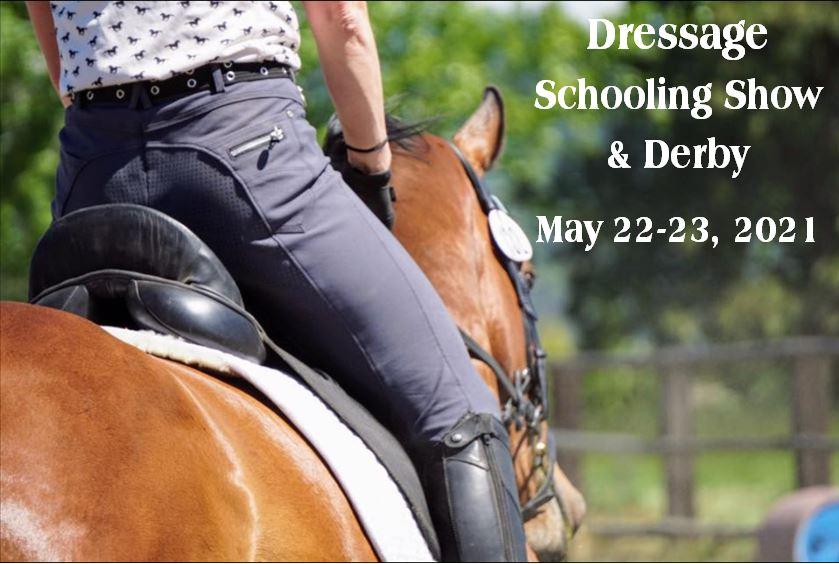 Dressage Schooling Show & Derby